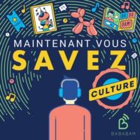 Logo of the podcast Maintenant Vous Savez - Culture