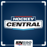 Logo of the podcast Hockey Central