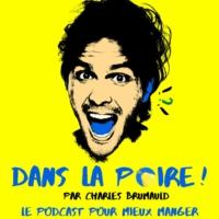Logo du podcast ⚡PODCAST NUTRITION⚡ : 🎙️ DANS LA POIRE 🍐!