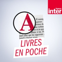 "Logo of the podcast Angélique Barbérat publie ""La vie enfuie de Martha K."" chez J'ai Lu"