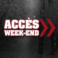 Logo du podcast Accès Weekend - L'agenda du 24.05.2014