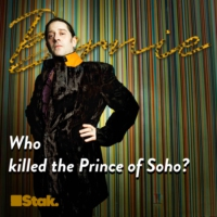 Logo of the podcast Bernie: Who killed the Prince of Soho?