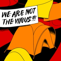 Logo du podcast We Are Not the Virus