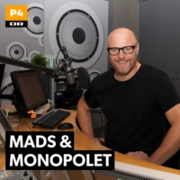 Logo of the podcast Mads & Monopolet - podcast: 15 års jubilæum - 8. sep 2018