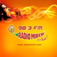Logo of the podcast Malang from Dhoom 3 with Katrina only on Mirchi