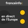 Logo of the podcast En direct de l'Europe