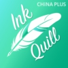 Logo of the podcast Ink & Quill