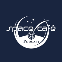 Logo of the podcast Space Café Podcast