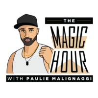 Logo du podcast The Magic Hour with Paulie Malignaggi