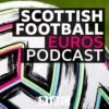 Logo of the podcast The Scottish Football Euros Podcast