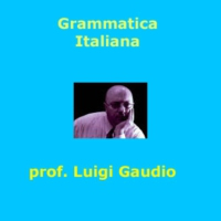 Logo of the podcast Grammatica italiana