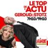 Logo du podcast Giroud & Stotz - Le top de l'actu sur Rire & Chansons