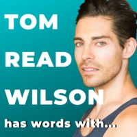 Logo du podcast Tom Read Wilson has words with Dawn French