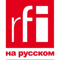 Logo of the podcast RFI партнер ретроспективы Франсуа Трюффо в Москве