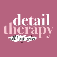 Logo du podcast Detail Therapy with Amy Landino