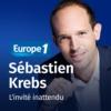 Logo of the podcast L'invité inattendu - Sébastien Krebs