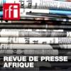 Logo of the podcast Revue de presse Afrique
