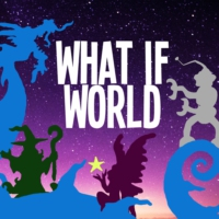 Logo of the podcast What If World - Stories for Kids