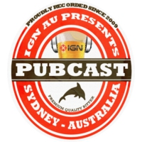 Logo of the podcast IGN AU Pubcast 187: Share a Coke with the Gals