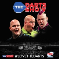 Logo of the podcast The Darts Show Podcast