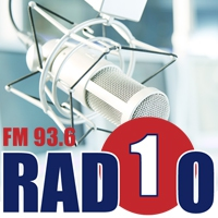 Logo of the podcast Radio 1 News von Fri, 22 Jan 2021 10:04:03