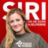 Logo du podcast Siri og de gode hjelperne