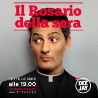 "Logo of the podcast ""Brava"" di Mina, la versione di Fiorello"