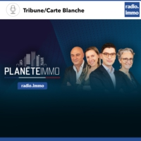 Logo of the podcast Planète Immo