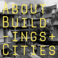 Logo du podcast About Buildings + Cities