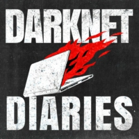 Logo of the podcast Darknet Diaries