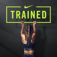 Logo of the podcast Tips to Improve Your Fitness | A Conversation with Nike Master Trainers