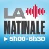 Logo du podcast La Matinale 5h - 6h30 - La 1ere