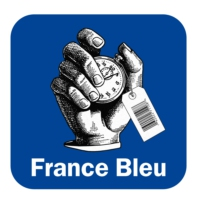 Logo of the podcast La minute conso France Bleu