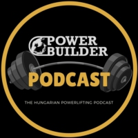 Logo du podcast PowerBuilder Podcast - A Magyar Erőemelő Podcast