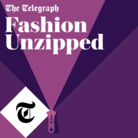 Logo of the podcast Fashion Unzipped