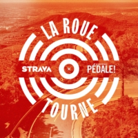 Logo du podcast #1 LA ROUE TOURNE - United Colors of Peloton