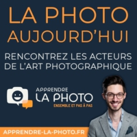 Logo of the podcast La Photo Aujourd'hui