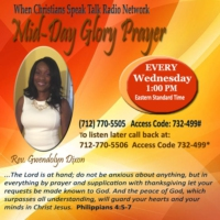Logo du podcast Mid-Day Glory Prayer with Portia Robinson Session 4