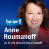 Logo of the podcast Le billet d'Anne Roumanoff