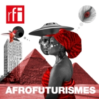 Logo of the podcast Afrofuturismes - Afrofuturismes, le podcast [Bande-annonce]