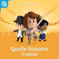 Logo du podcast Quelle Histoire