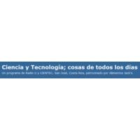 Logo of the podcast Ciencia y Tecnologa: cosas de todos los das