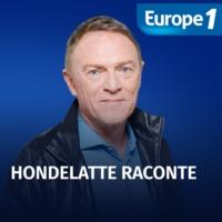 Logo du podcast Hondelatte raconte - Christophe Hondelatte