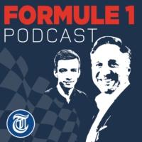 Logo du podcast Telegraaf Formule 1 podcast