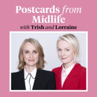 Logo du podcast Building strength and emotional resilience with Sadie Frost