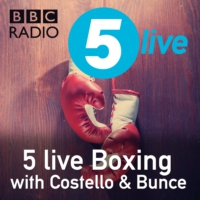 Logo du podcast 5 live Boxing with Costello & Bunce