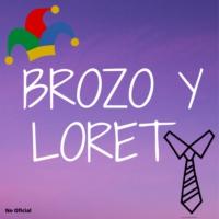 Logo of the podcast LORET y BROZO