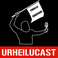 Logo of the podcast Urheilucast