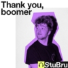Logo of the podcast Thank you, boomer