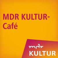 Logo of the podcast MDR KULTUR Café